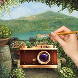 Artist Painter Camera