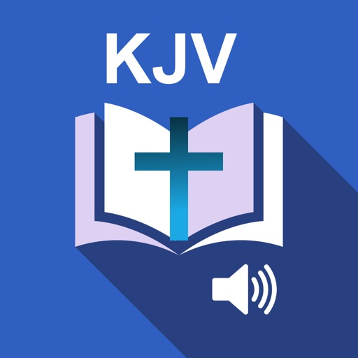 Holy Bible App - KJV Audio and Book