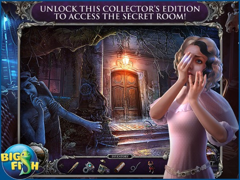 Mystery Trackers: Blackrow's Secret HD - A Hidden Object Detective Game screenshot four