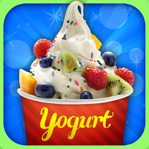 Frozen Yogurt Maker - Cooking games