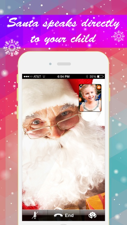Santa Video Call +