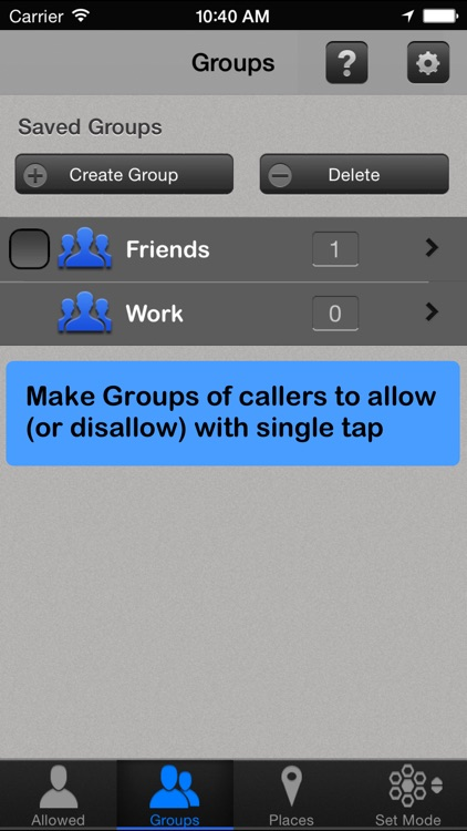 Call Bliss - Silence unwanted calls and texts screenshot-4