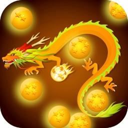Legendary Dragon Breaking Crystal Ball and Diamond HD