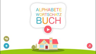 Alphabet und Wortschatz-Buch für Kinder (Wörterbuch für Kindergarten und Vorschule)-0