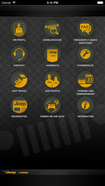 i am Jeep mobile screenshot-3