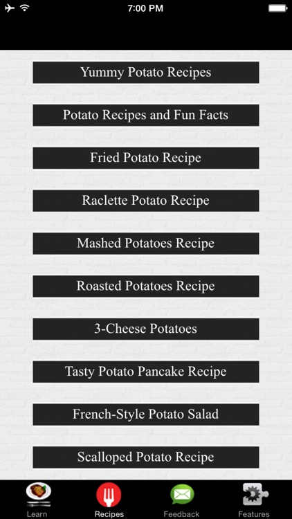 Easy & Tasty Potatoe Recipes screenshot-3
