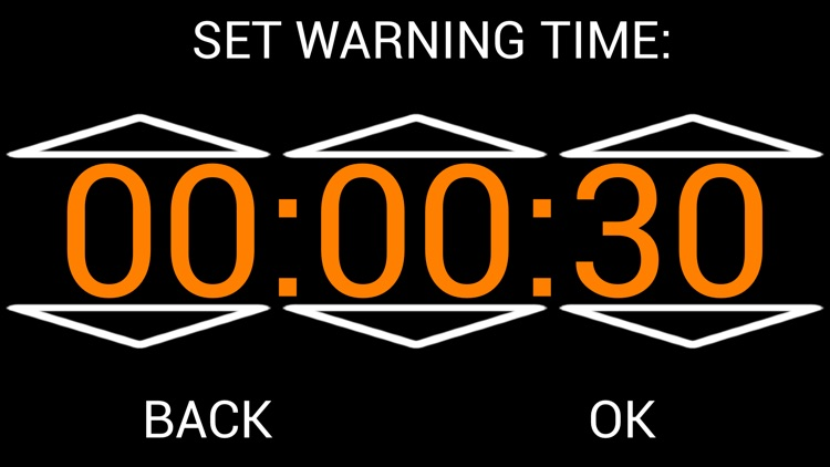 Talk Timer Clock screenshot-3