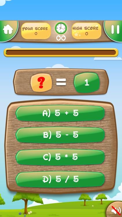 Math Master - Mind Game screenshot-3