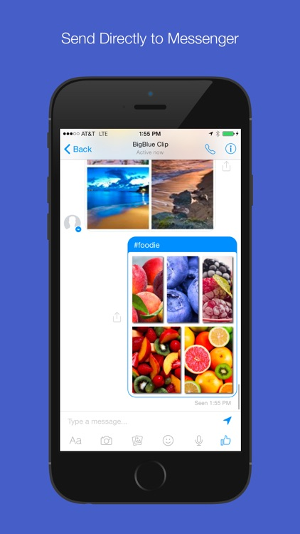 Pic Stitch for Messenger
