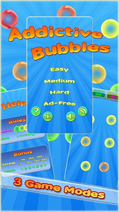 Screenshot #1 pour Addictive Bubbles