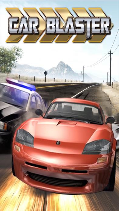 カーブラスター激怒道路交通レース - 無料の高速レーサーアーケードゲームのおすすめ画像1