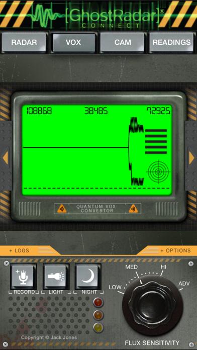 Ghost Radar review screenshots