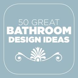 50 Great Bathroom Design Ideas