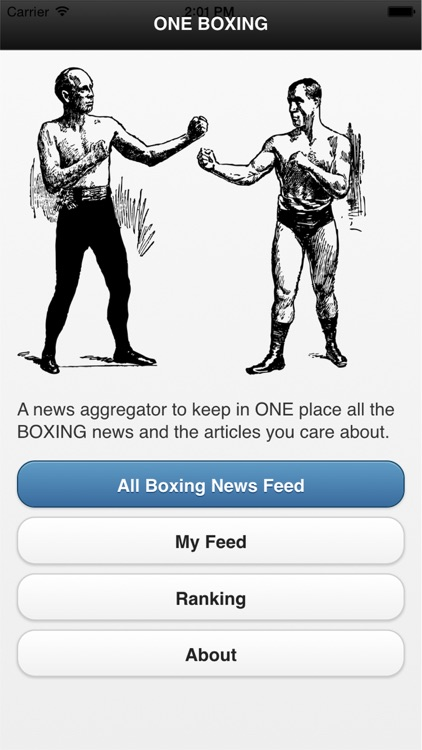 One Boxing News Free