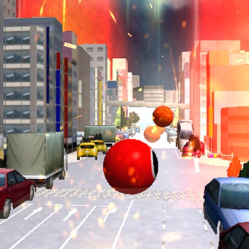 Akiba Ball FREE - shoot street parking -