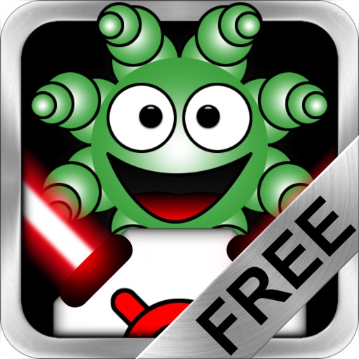 Amid Worlds - Laser Puzzle Free icon