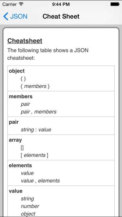 JSON Pro screenshot-3