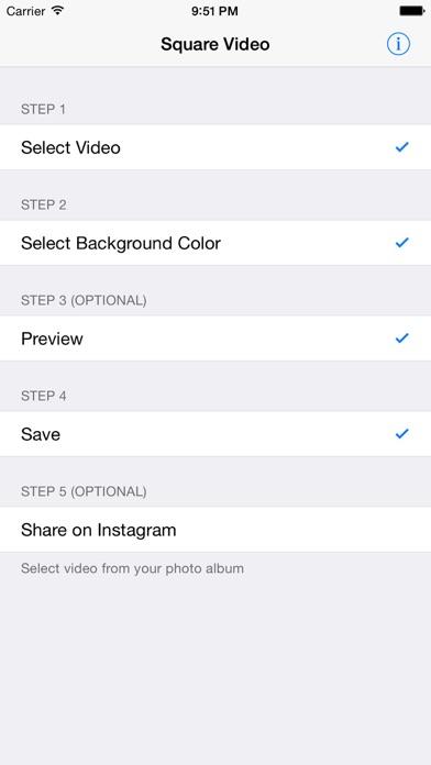 Instasize photo size