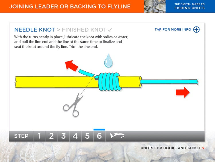 The Digital Guide to Fishing Knots screenshot-3
