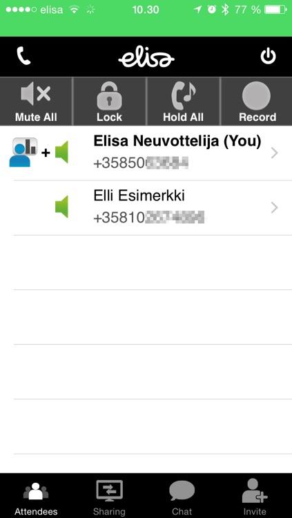 Elisa Meeting