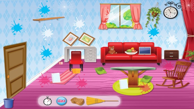 Princess Room Cleanup - Cleaning & decoration game on the App Store