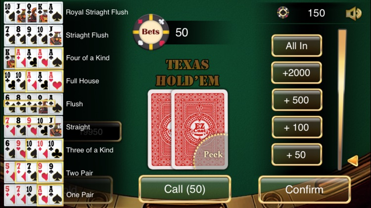 viParty - Texas Hold'em screenshot-3