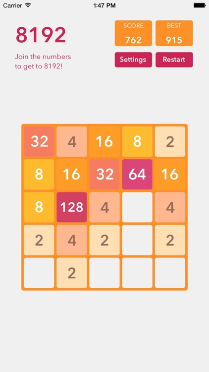 2048 Pro: Number puzzle game screenshot-3