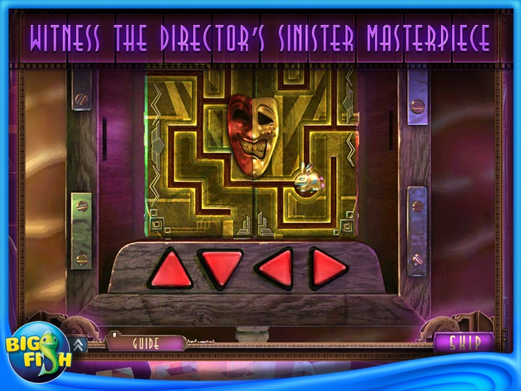 Final Cut: Homage HD - A Hidden Objects Mystery Game