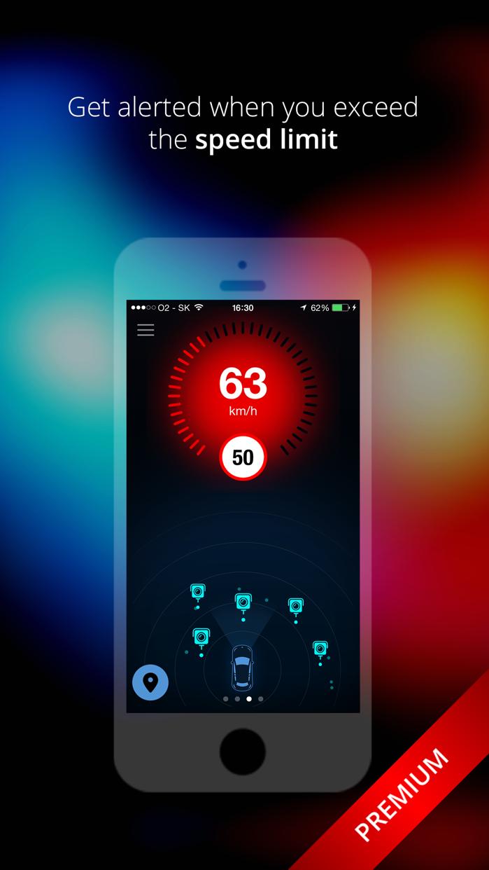 Speed Cameras & Traffic Screenshot