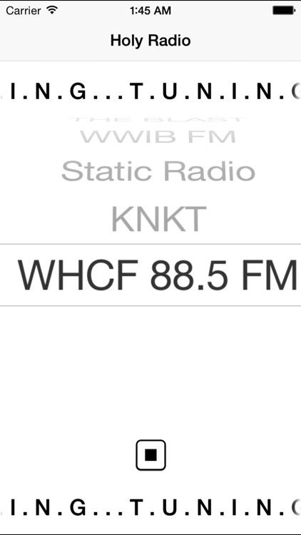 Holy Radio Free screenshot-4
