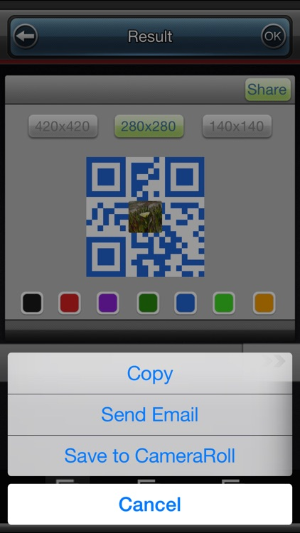 ^QRCode Reader & Creator screenshot-4