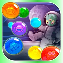 Space Bubbles - A Milky Way Bubble Shooter Action Puzzle Saga