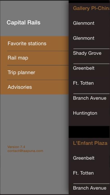 Capital Rails screenshot-4