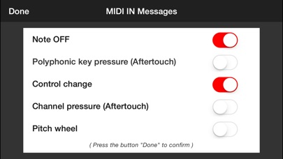 midi Sampler screenshot three