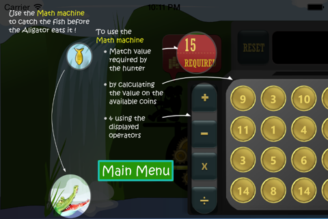 Math Monsters - Brain Game with Numbers screenshot 2