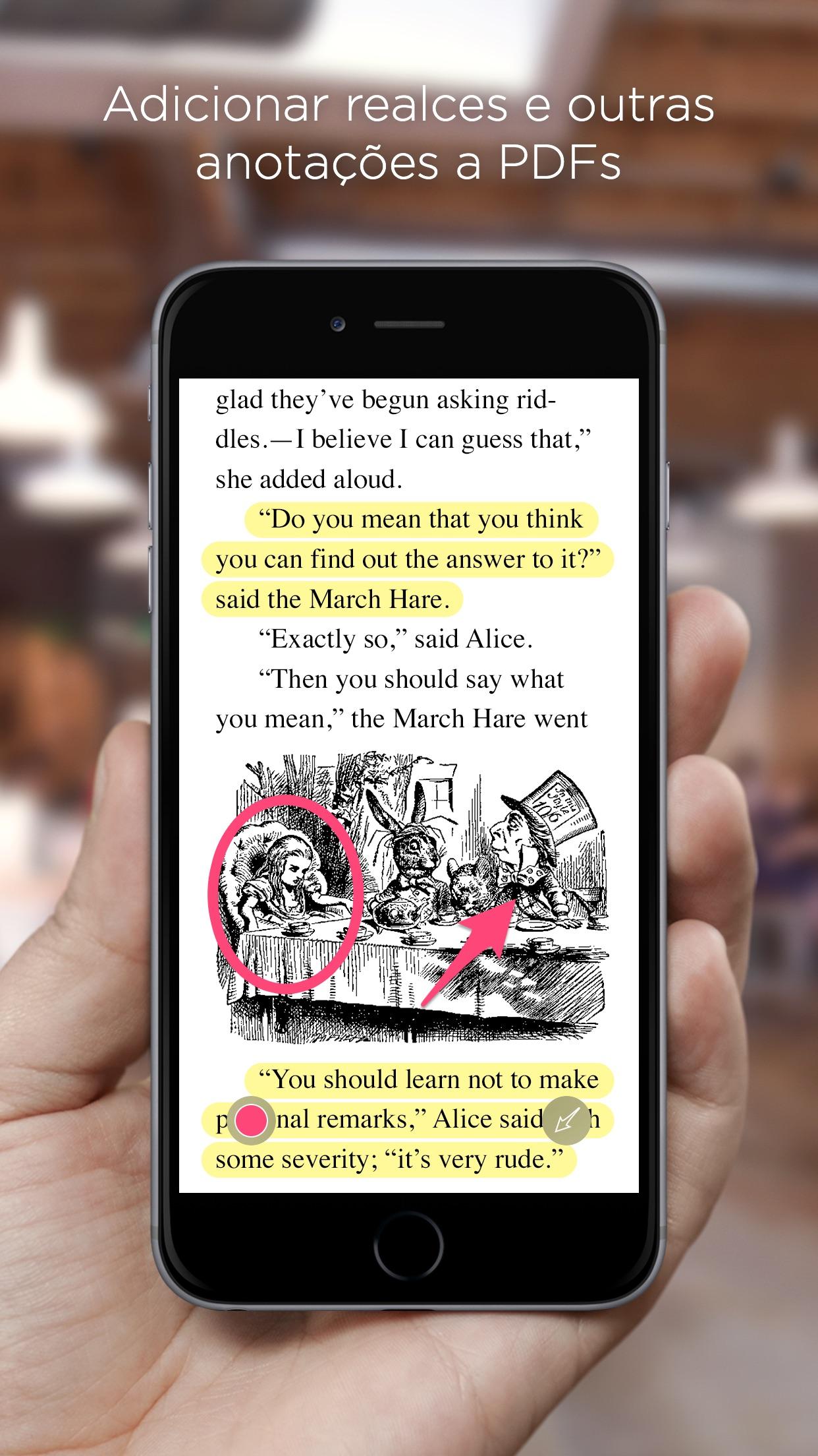 Screenshot do app Skitch: Tirar foto, Marcação, Enviar