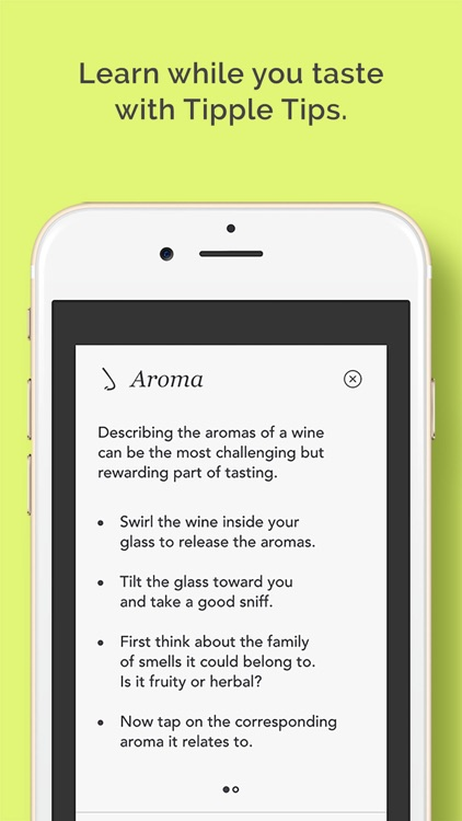 Tipple – Wine Tasting For Everyone screenshot-3