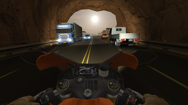 Traffic Rider screenshot-3