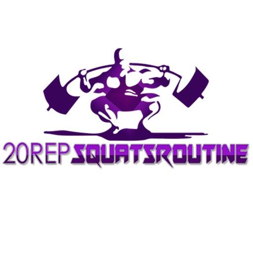 20 Rep Squat Calculator