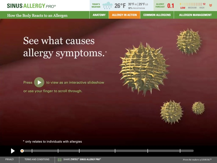 Sinus Allergy Pro™ screenshot-1