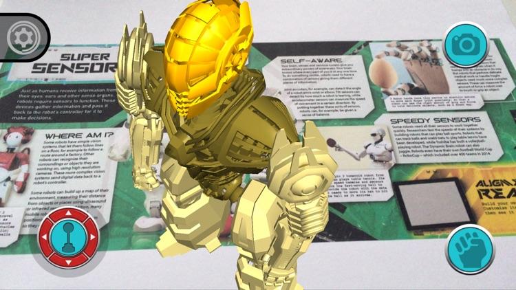 iRobotAR screenshot-4