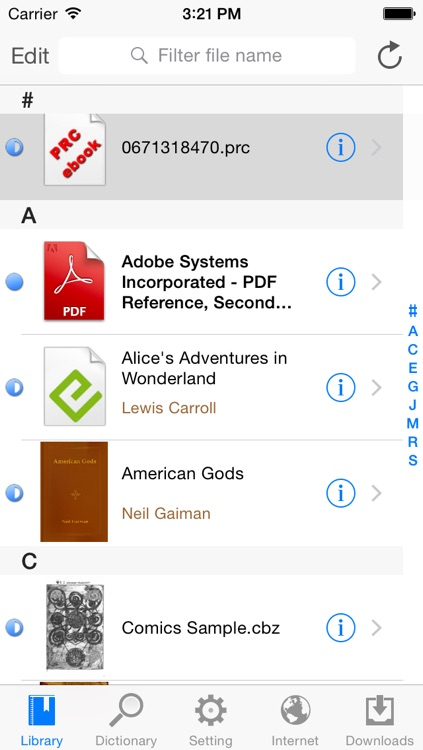 iReader for Studying Languages