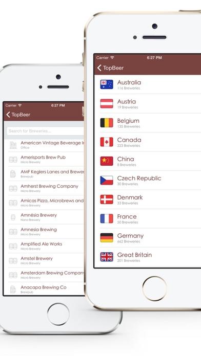 TopBeer - Biere der ganzen WeltScreenshot von 2