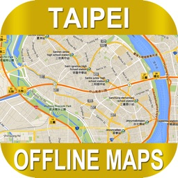 Taipei Offlinemaps with RouteFinder