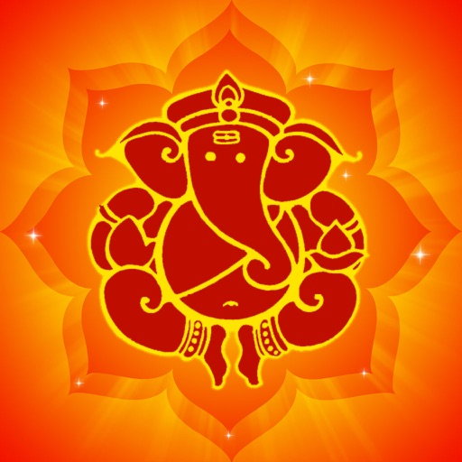 Ganesh Mantra Jaap For iPad by Digeebird