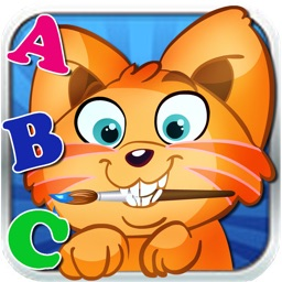 Amazing Letters & Numbers –Interactive Writing Game for Kids!