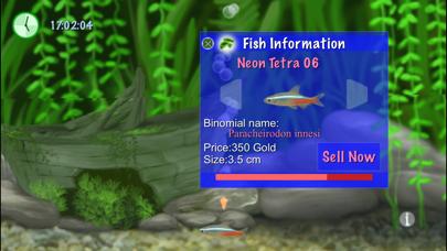 FreshWater Aquarium screenshot three