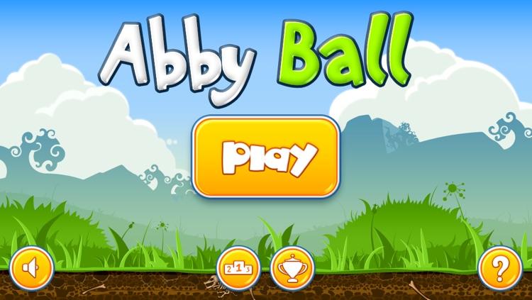 Abby Ball's Fantastic Journey : Roll, Run & Jump screenshot-4