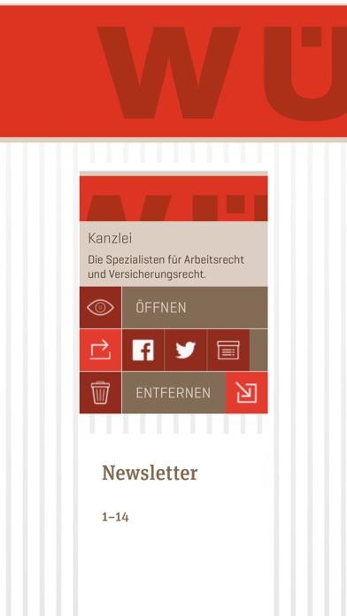 Wittig Ünalp Fachanwälte screenshot three