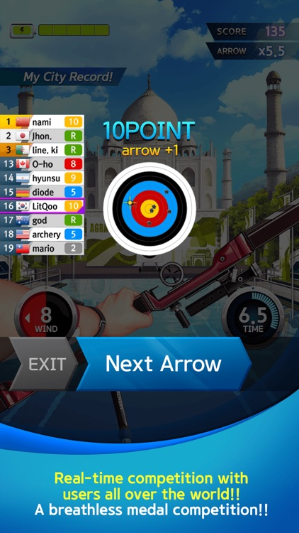 ArcherWorldCup3 - Archery game